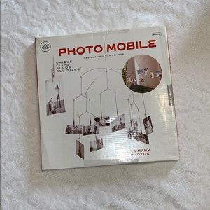 Photo Mobile Wire and Clips
